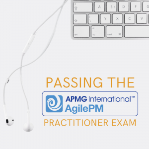 AgilePM Practitioner exam resources